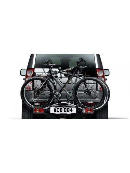 Крепление для перевозки двух велосипедов для Land Rover Discovery 5 2017