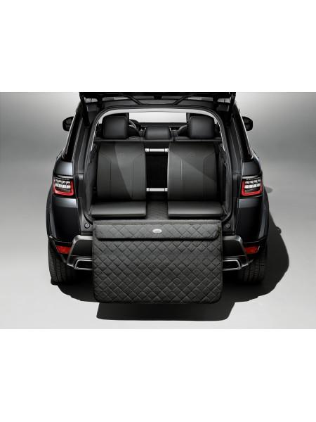 Дополнительное сиденье на краю багажного отсека Ebony для Range Rover Sport L494