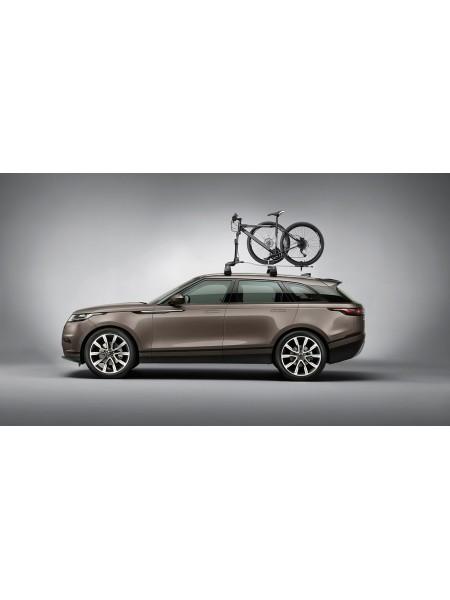 Крепление для перевозки велосипеда за вилку и колесо для Land Rover Discovery 5 2017