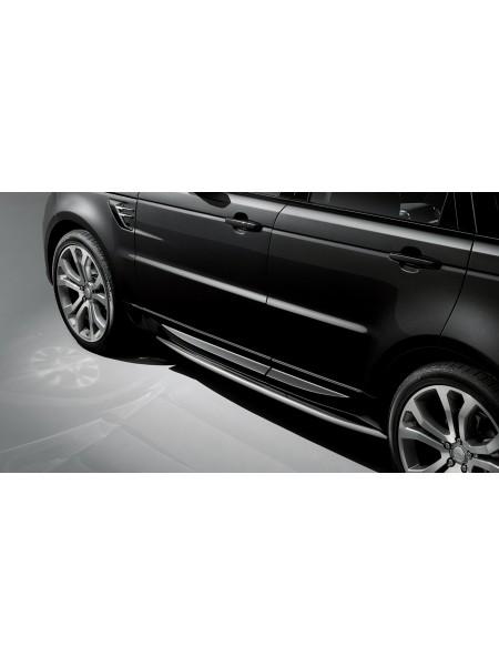 Комплект боковых защитных труб для Range Rover Sport L494