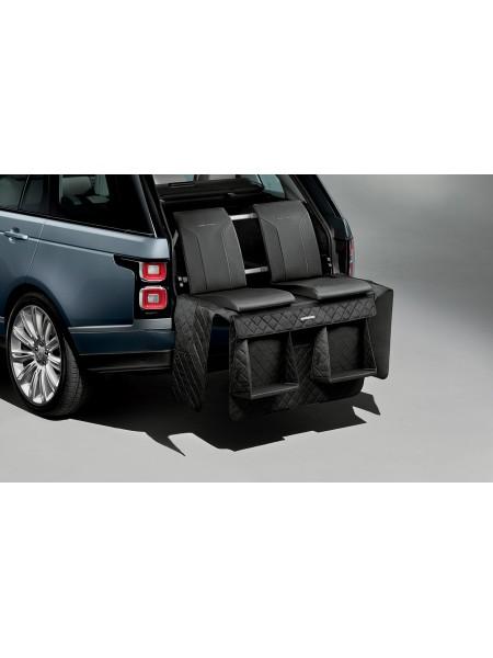 Дополнительное сиденье на краю багажного отсека (Ebony) для Range Rover L405