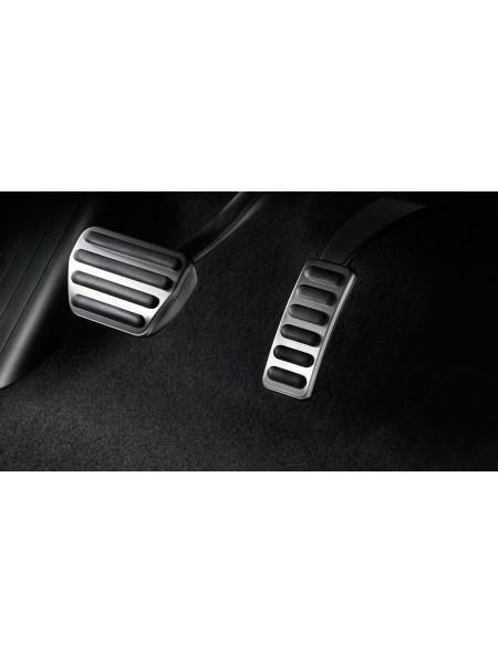 Комплект накладок на педали для Range Rover L405