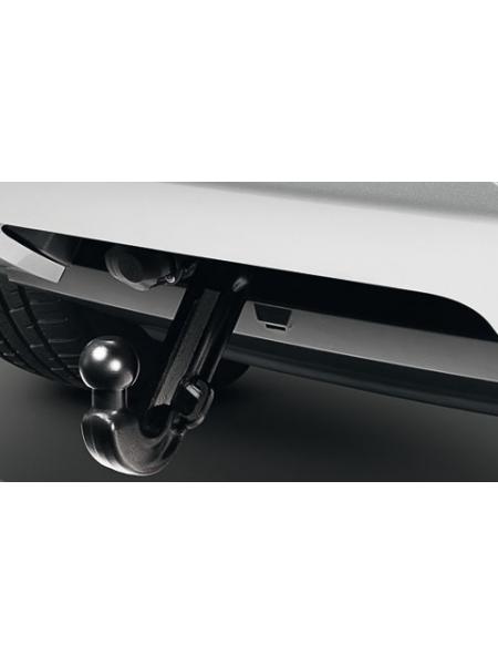 Заглушка буксировочного крюка для Range Rover Sport L494 (с электроприводом раскрывания)