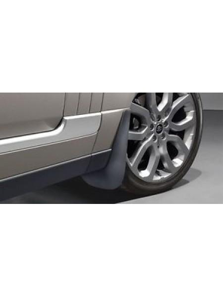 Передние брызговики под стационарные подножки для Range Rover L405