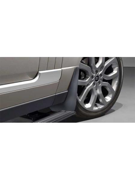 Передние брызговики под выездные подножки для Range Rover L405