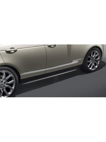 Боковые защитные дуги для Range Rover L405