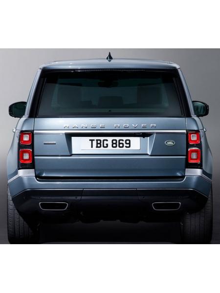 Задний бампер для Range Rover L405 (без боковых парктроников)