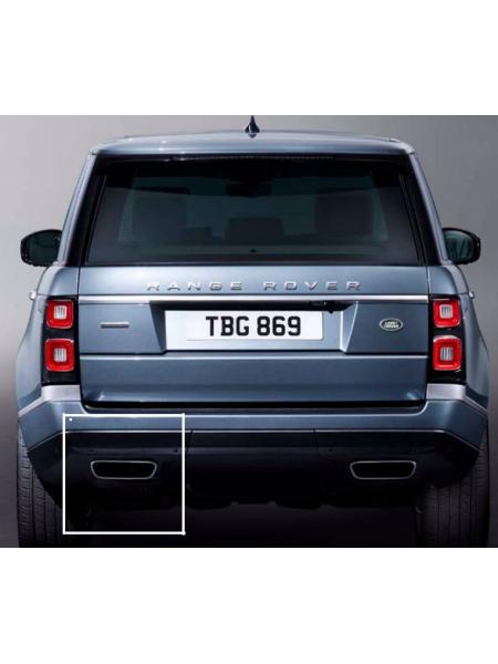 Левая отделка выхлопа для Range Rover L405