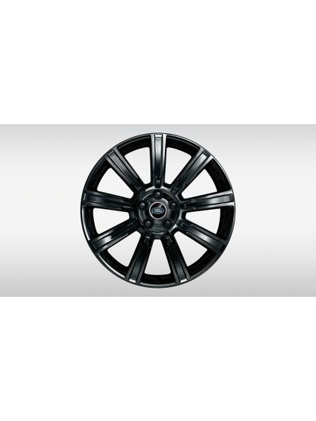 Колесный диск R21 Gloss Black для Range Rover Sport L494