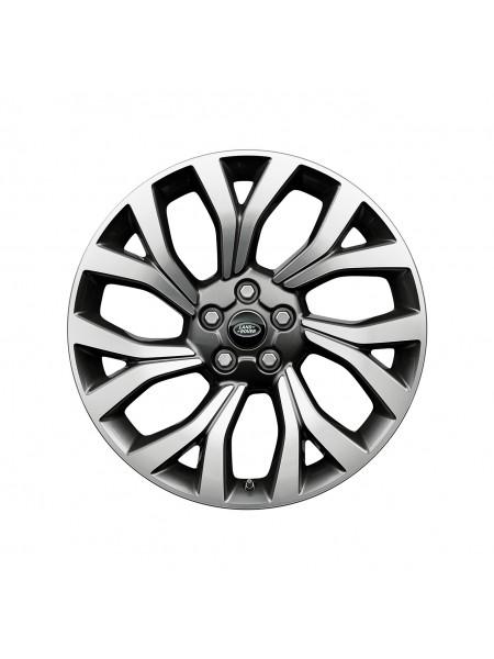 Колесный диск R21 Light Silver для Range Rover Sport L494