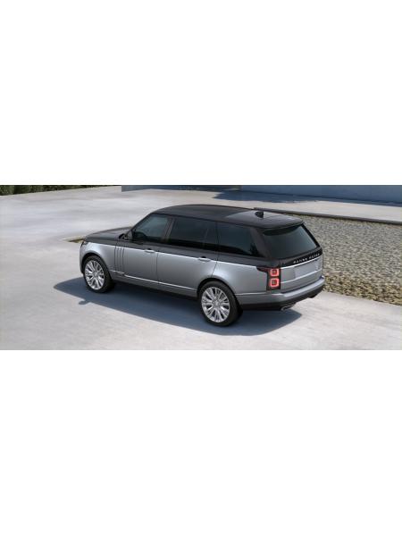 Колесный диск R22 для Range Rover L405 (c 7-ми сдвоенными спицами Dynamic Polish и Light Silver)
