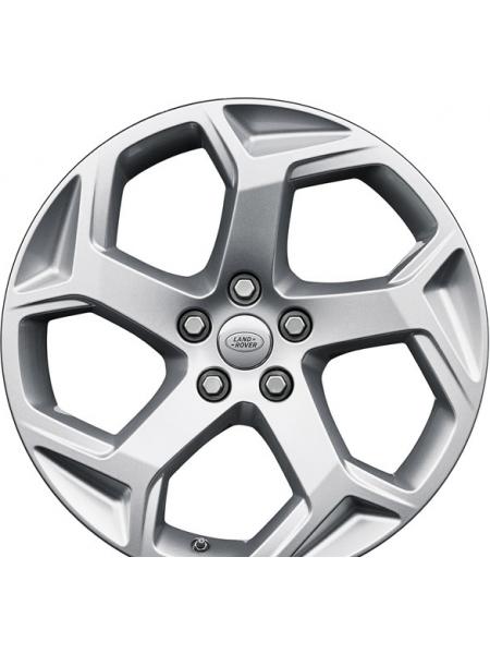 Колесный диск R20 светлый для Range Rover Sport L494 (Thong Sparkle Silver)