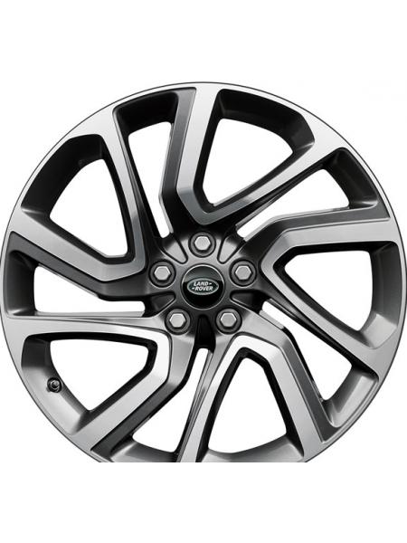 Колесный диск R21 светлый для Range Rover Sport L494 (Kong Sparkle Silver)