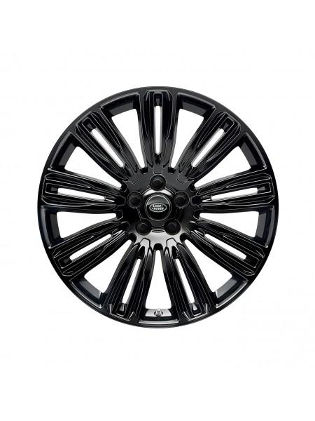 Колесный диск R22 Gloss Black для Range Rover Sport L494