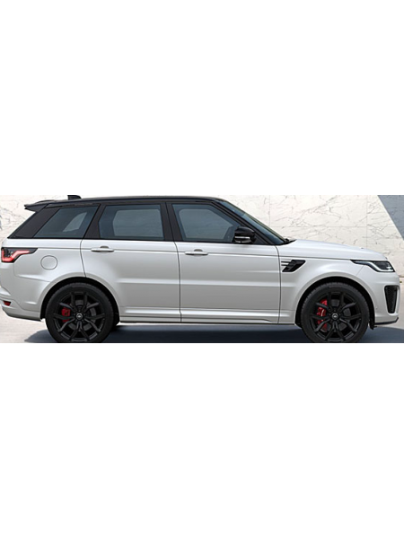 Колесный диск R22 для Range Rover L405 (svr tech viper gloss black)