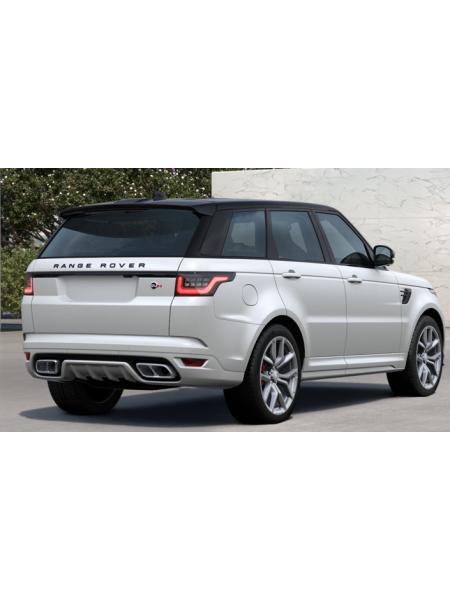Колесный диск R22 светлый для Range Rover L405 (svr tech viper satin polish)