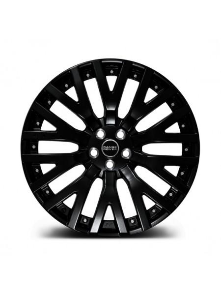 Колесный диск R23 Gloss Black от Kahn Design для Range Rover L405 (Kahn RS-2 cosworth)