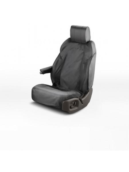 Комплект защитных чехлов передних сидений, Ebony Black для Range Rover Sport 2010-2013