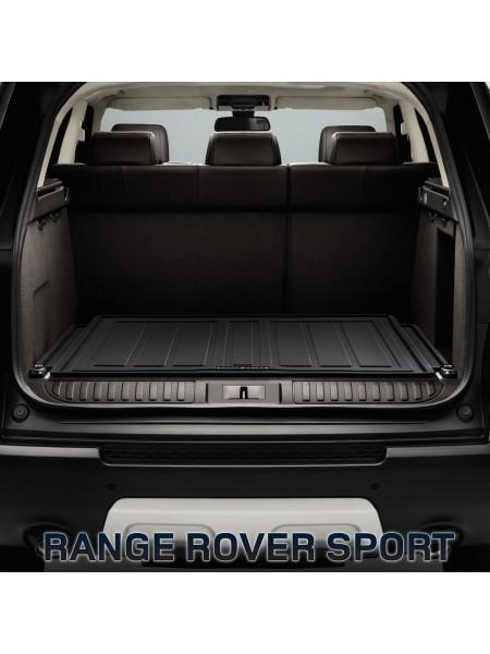 Ковер багажного отделения, резиновый для Range Rover Sport 2010-2013