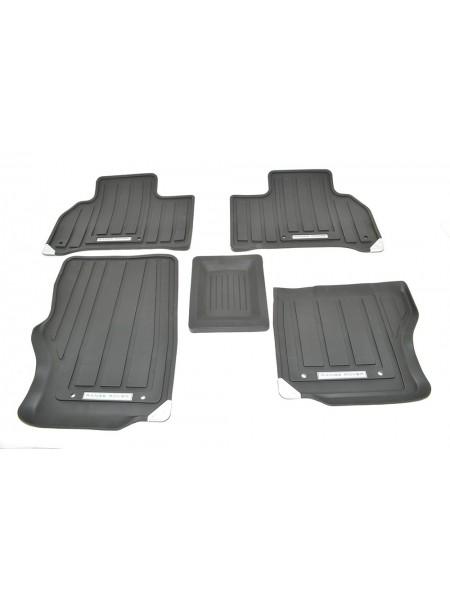 Коврики резиновые в салон комплект для Range Rover Sport 2010-2013