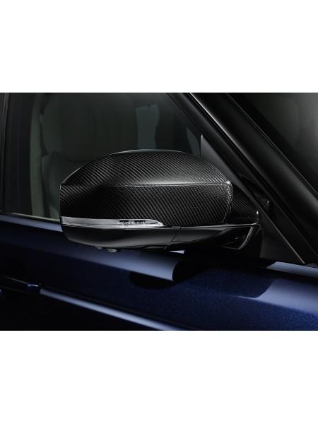 Карбоновые крышки зеркал заднего вида для Range Rover Sport L494