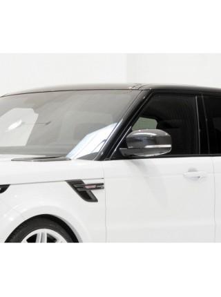 Комплект накладок зеркала для Range Rover Sport 2010-2013