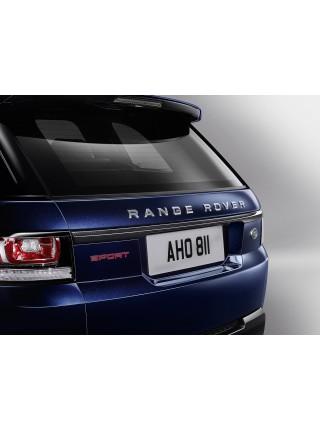 Карбоновый молдинг двери багажного отделения для Range Rover Sport L494