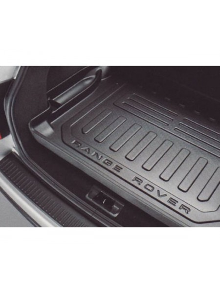 Резиновый ковер багажного  отделения c бортами для Range Rover Sport 2005-2009