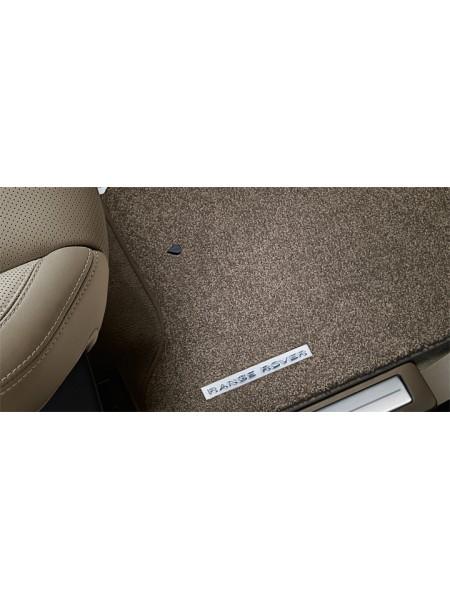 Велюровые ковры салона, цвет Nutmeg для Range Rover Sport 2010-2013