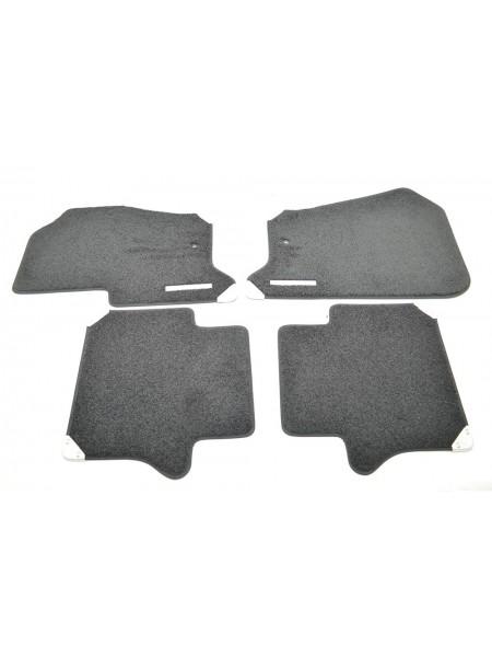 Велюровые ковры салона, Ebony для Range Rover Sport 2010-2013