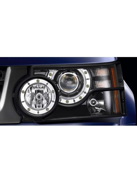 Защита передних фар, (комплект) для Range Rover Sport 2010-2013