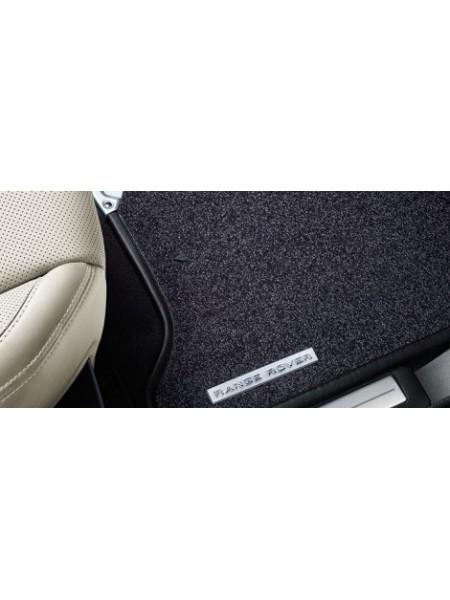 Комплект велюровых ковриков, цвет Ocean для Range Rover Sport 2010-2013