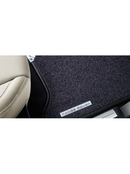 "Ковер велюровый салона  with Logo ""Sport"" для Range Rover Sport 2010-2013"