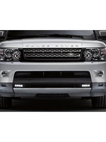 Комплект продольных и поперечных рейлингов на крышу для Range Rover Sport 2010-2013