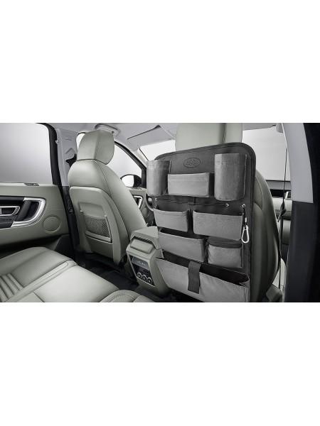 Система хранения на спинках передних cидений Land Rover Discovery 4