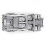 Стильные детали кузова Sport 2010-2013 (L320)