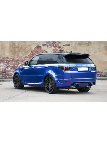 Верхний спойлер крыла от Kahn Design для Range Rover Sport