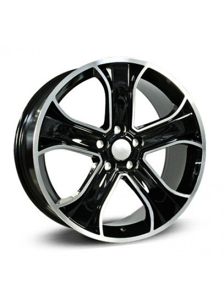 Диск колесный R20 Diamond Turned,Black для Range Rover Sport 2010-2013