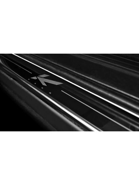 Дверные пороги из нержавеющей стали от Kahn Design для Range Rover Sport 2010-2013