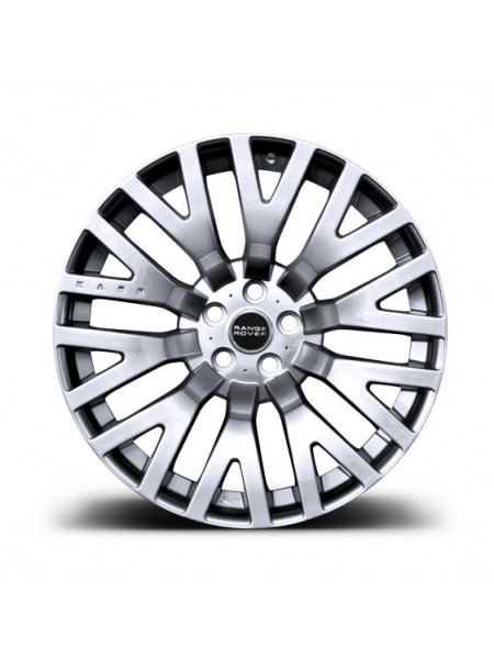 Литой диск RS Silver от Kahn Design для Land Rover Discovery 4