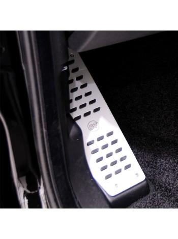 STARTECH Алюминиевая накладка для левой ноги для Range Rover Sport 2010-2013