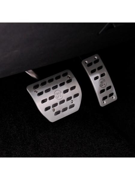 STARTECH Накладки на педали для Range Rover Sport 2010-2013