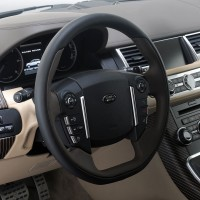 STARTECH Спортивный кожаный руль для Range Rover Sport 2010-2013