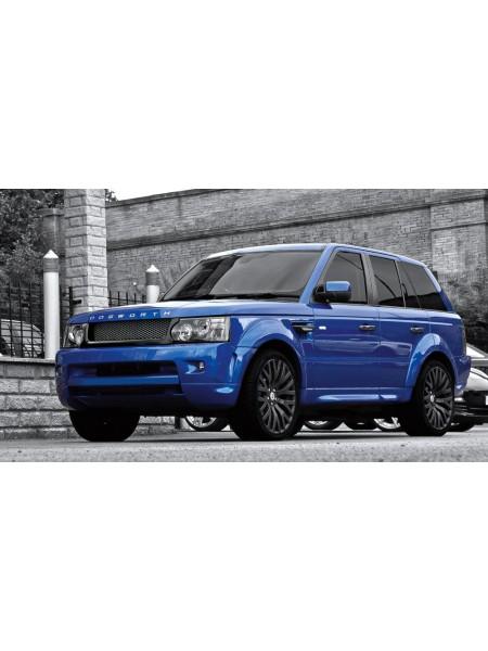Комплект расширителей колесной арки Signature от Kahn Design для Range Rover Sport 2010-2013