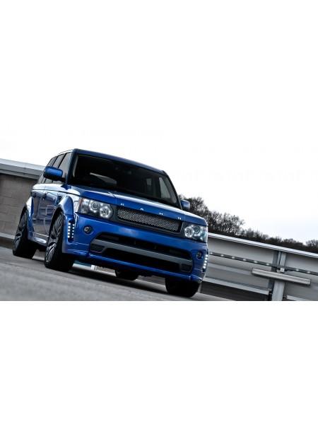 Комплект расширителей колесной арки Autobiography от Kahn Design для Range Rover Sport 2010-2013