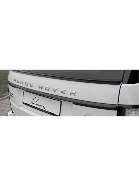 Держатель номерного знака LUMMA для Range Rover