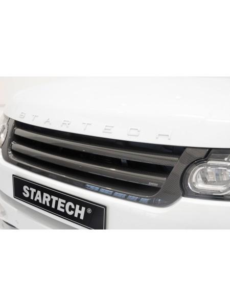 STARTECH Карбоновая решетка радиатора для Range Rover Sport L494