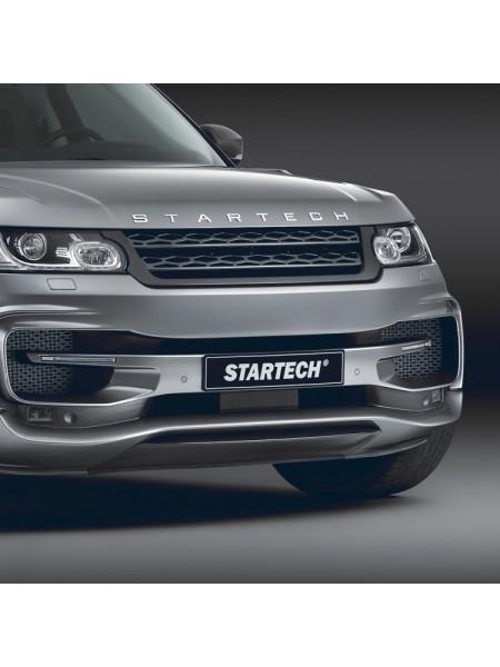 STARTECH Карбоновый спойлер переднего бампера для Range Rover Sport L494