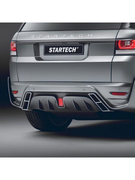 STARTECH Задний бампер для Range Rover Sport L494