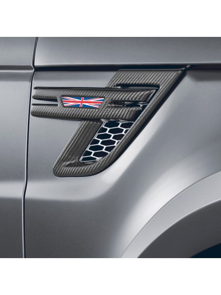 STARTECH Карбоновые накладки воздуховодов для Range Rover Sport L494